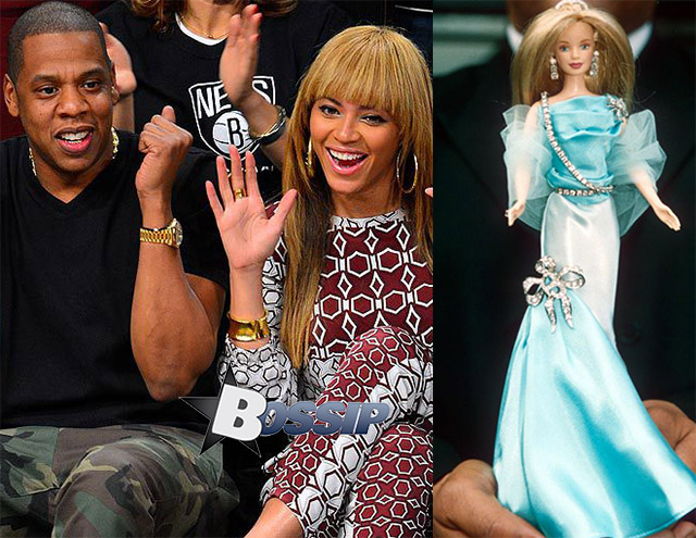 Blue Ivy $80,000 Barbie For Birthday
