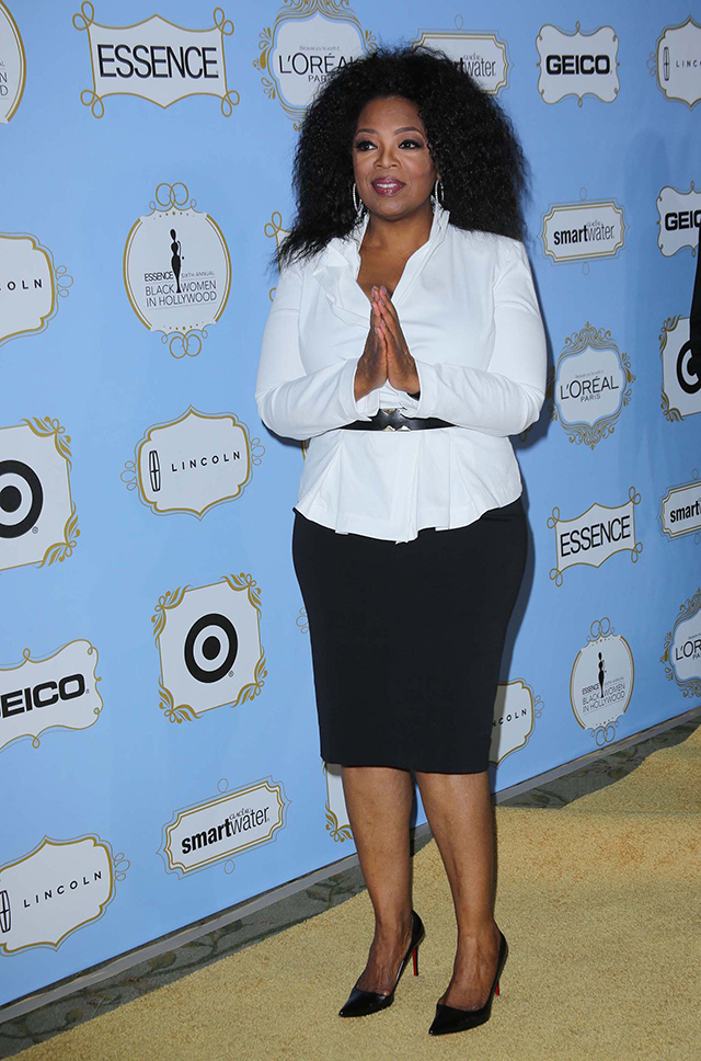 Oprah 6th Annual Essence Black Women in Hollywood luncheon held at the Beverly Hills hotel