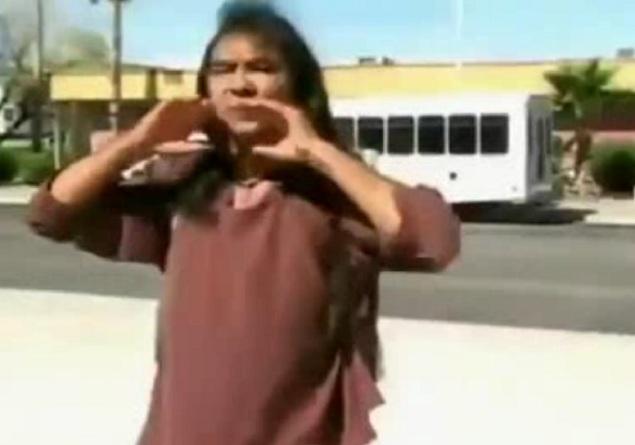 Native American guy