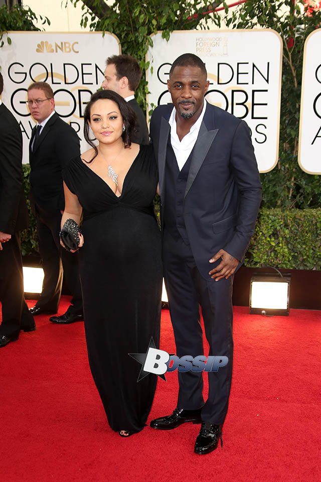Celebs attend the 71st Annual Golden Globe Awards - Part 2
