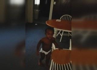omaha cursing toddler