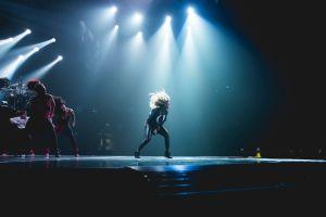 Mrs. Carter World Tour Rehearsal