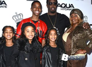 Chance D'Lila Jessie Sean Christian and Janice Combs