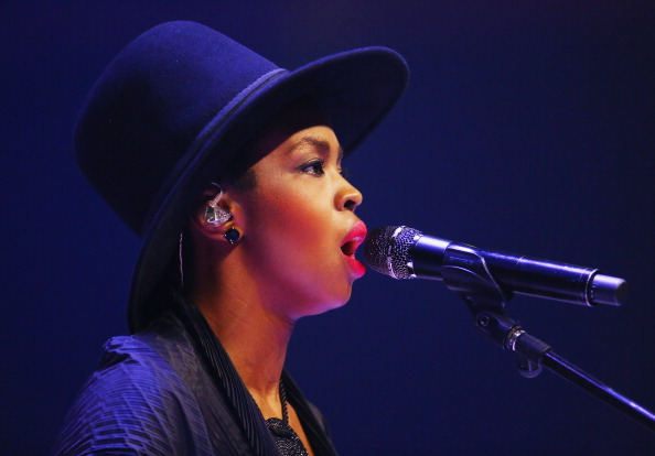 Lauryn Hill Performs Live In Sydney