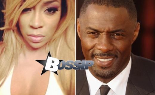 Idris Elba Producing K. Michelle's Musical | Bossip