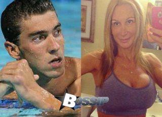 Michael Phelps Lianne Chandeler