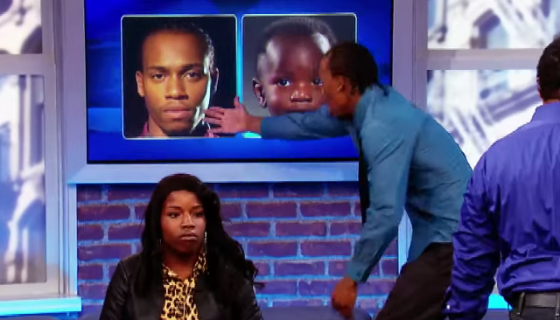 On Maury A Man Says The Baby Is Too Ugly To Be His | Bossip