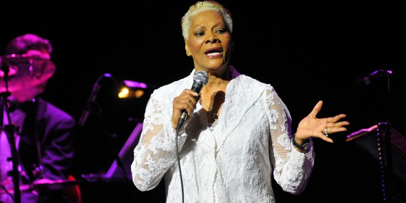 Dionne Warwick Performs At Indigo2 In London