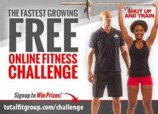 Ray Grayson Online fitness challenge