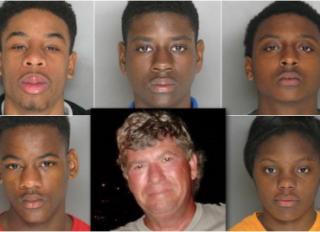 Baltimore teens nearly beat Richard Fletcher to death