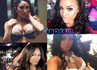 Love and Hip Hop actresses Teairra Mari and Princess Love have been hanging out