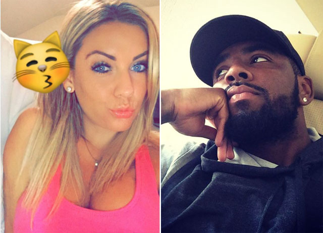 Exclusive: Kyrie Irving and Baby Mama