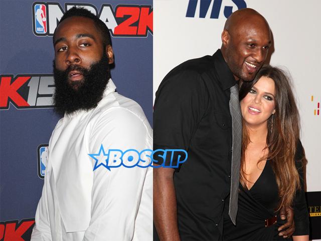 Khloe Kardashian makes a clean break from James Harden to focus on Lamar Odom