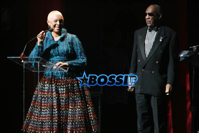 WENN 2009 Bill Cosby Camille Cosby