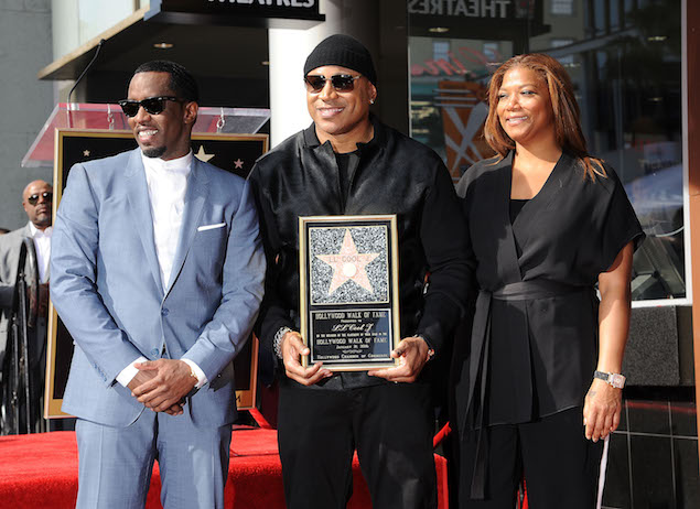 Walk of Fame honors LL Cool J with a star