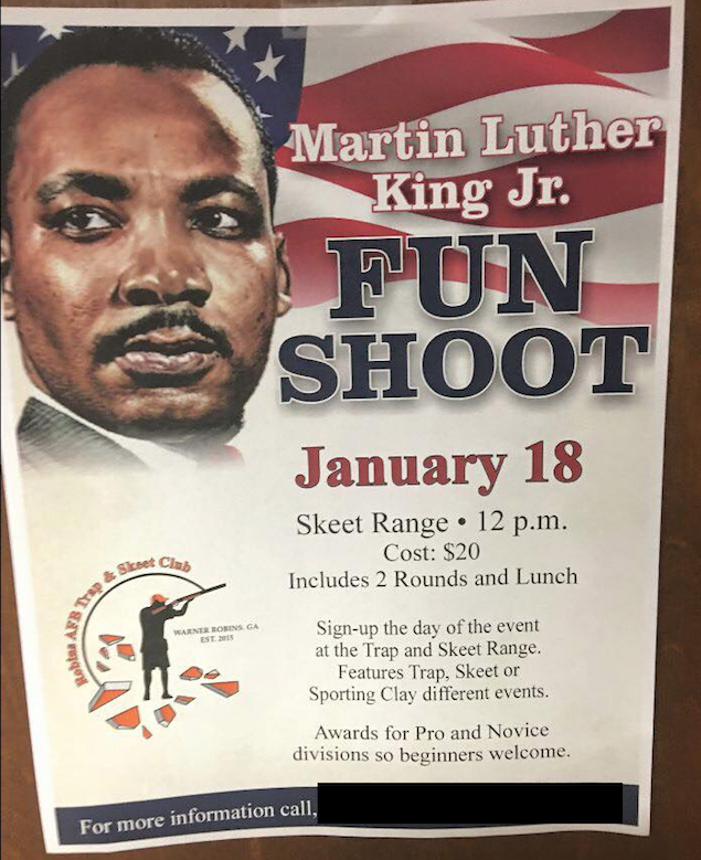 MLK fun shoot