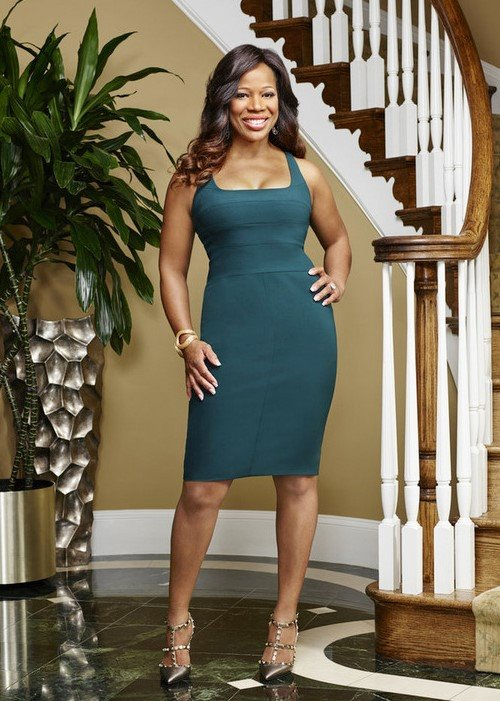 THE REAL HOUSEWIVES OF POTOMAC -- Season:1 -- Pictured: Charrisse Jackson Jordan -- (Photo by: Tommy Garcia/Bravo)