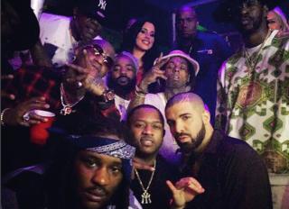 Drake Lil Wayne Mack Maine 2 Chainz Birdman