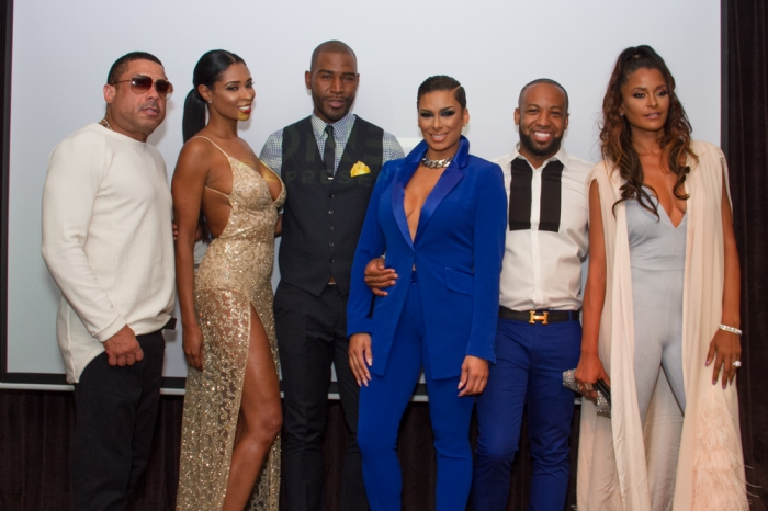 Benzino - Jennifer Williams - Karamo Brown - Laura Govan - Carlos King - Claudia Jordan 3