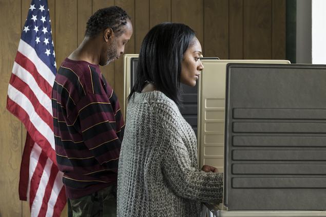 black voters