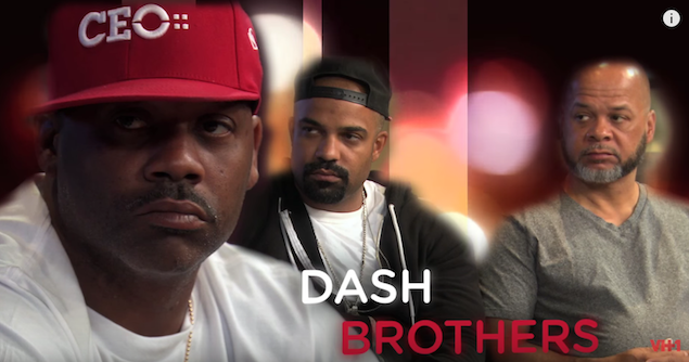 Dame Dash and brothers on Family Therapy