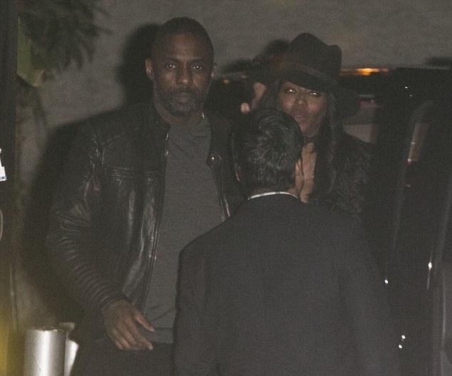 Idris and Naomi