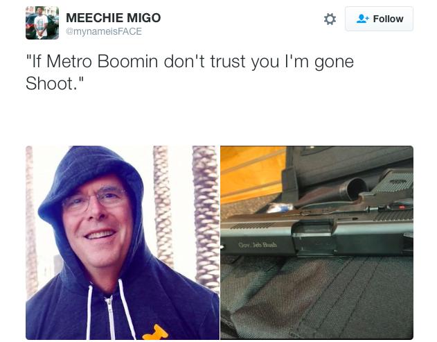 metro boomin shoot you