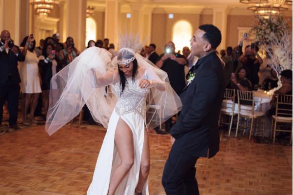 Instagram Dreka and Kevin Gates Wedding