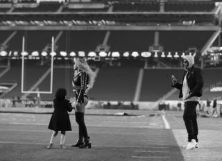 Beyonce Blue Ivy Jay Z Instagram Superbowl