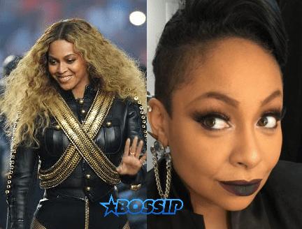 Raven Symone Beyonce