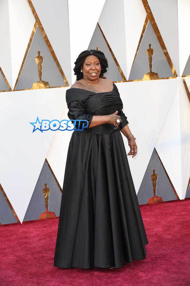 WENN Whoopi Goldberg Oscars
