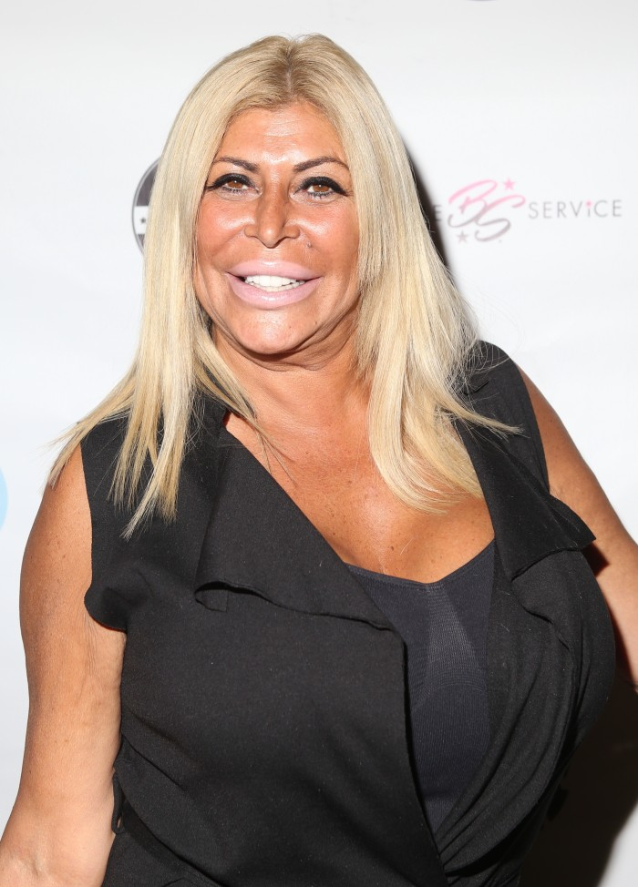 Johnny Donovan's Birthday Celebration hosted by Big Ang held at GoldBar Featuring: Big Ang Where: New York, New York, United States When: 07 Oct 2015 Credit: Derrick Salters/WENN.com