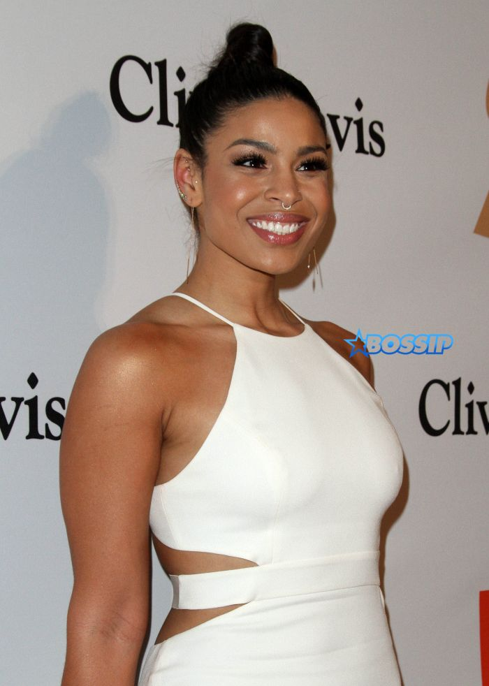 Clive Davis 2016 Pre-Grammy Gala held at the Beverly Hilton Hotel Featuring: Jordin Sparks Where: Los Angeles, California, United States When: 14 Feb 2016 Credit: Adriana M. Barraza/WENN.com