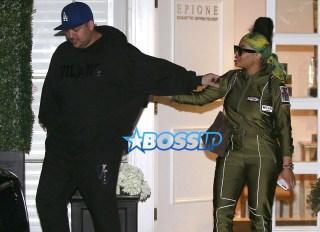 Blac Chyna Rob Kardashian FameFlynetPictures