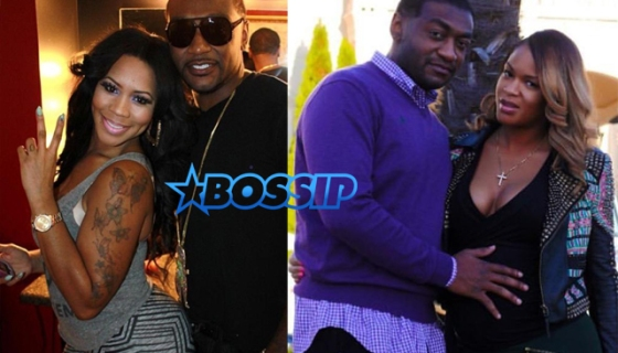 Deelishis Boo Cheating With Two Other Chicks And Has Baby On The Way Bossip
