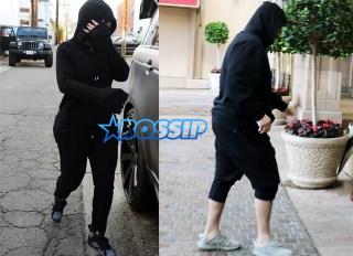 SplashNews Rob Kardashian and Blac Chyna go shopping together in LA.