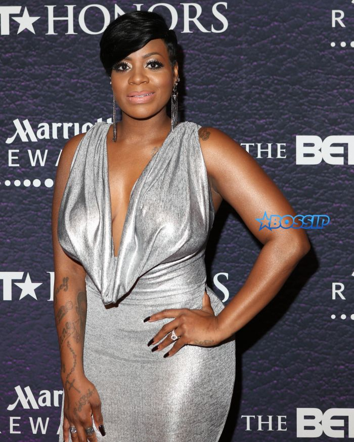 The BET Honors 2016 - Arrivals Featuring: Fantasia Where: Washington DC, District Of Columbia, United States When: 05 Mar 2016 Credit: Derrick Salters/WENN.com