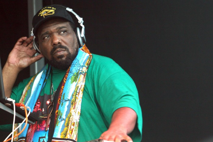 Afrika Bambaataa 4th Annual Afro-Punk Festival held at BAM (Brooklyn Academy of Music) Featuring: Afrika Bambaataa Where: New York City, New York, United States When: 05 Jul 2008 Credit: WENN