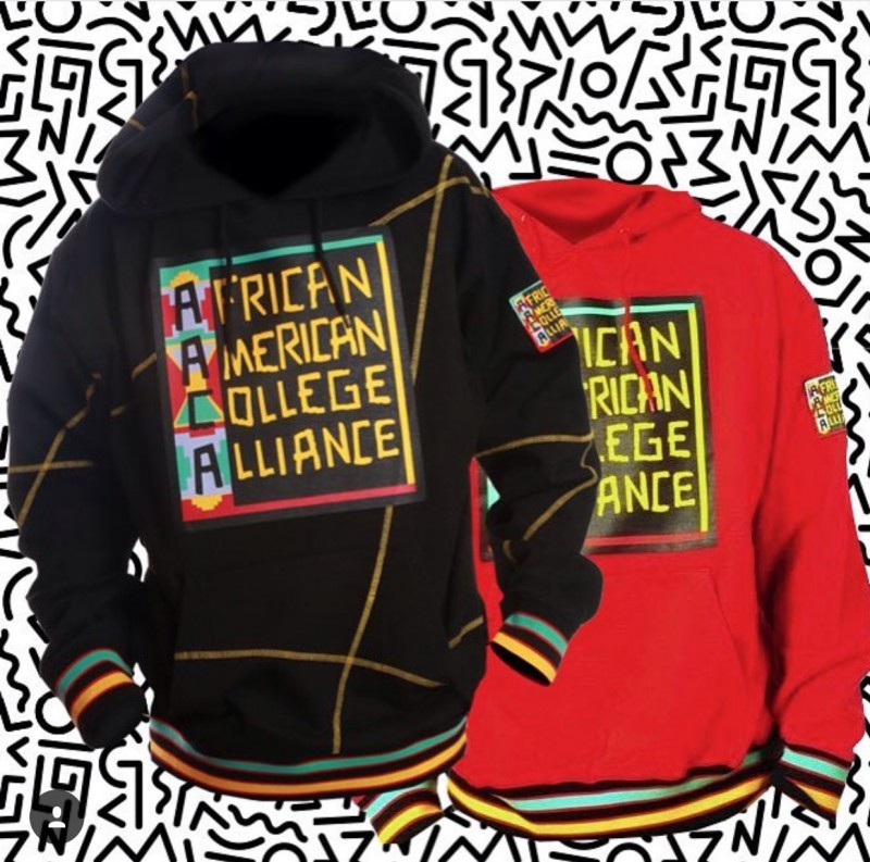 African American College Alliance Clothing