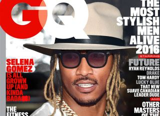 Future covers GQ Most Stylish Alive issue