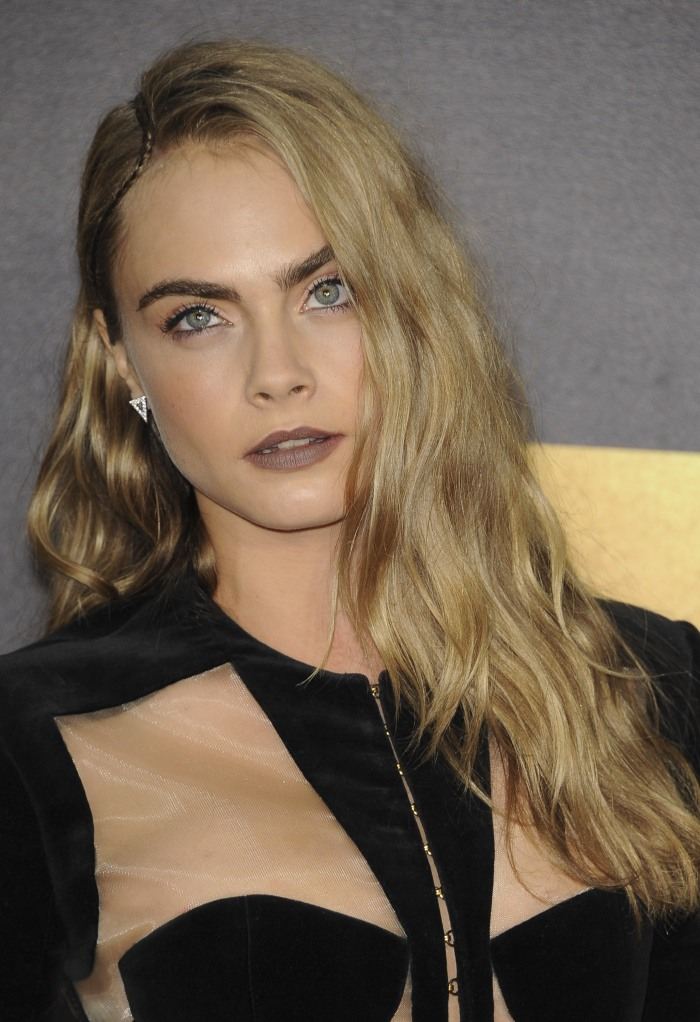 The 2016 MTV Movie Awards Featuring: Cara Delevingne Where: Los Angeles, California, United States When: 10 Apr 2016 Credit: Apega/WENN.com