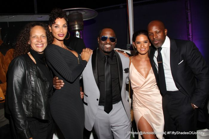 BELL AIR, CA - MAY 22: General view of VIP guests seen at Johnny Gill's 50TH Birthday Party on Sunday May 22, 2016 at a private residence in Bell Air, CA. (Photo by Arnold Turner/ATA)