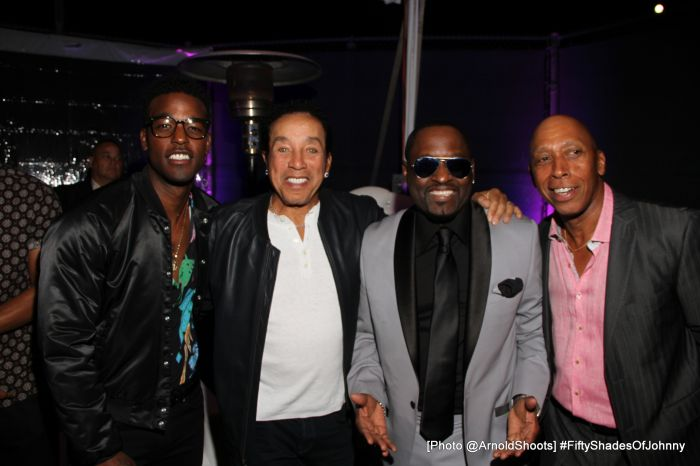 BELL AIR, CA - MAY 22: _ _ _ _ seen at Johnny Gill's 50TH Birthday Party on Sunday May 22, 2016 at a private residence in Bell Air, CA. (Photo by Arnold Turner/ATA)