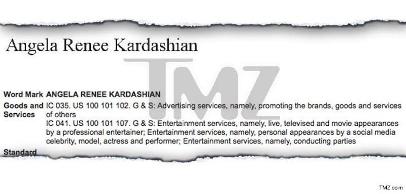 Blac Chyna changes name to Kardashian