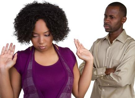 Black woman fed up 1
