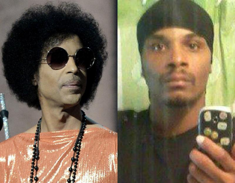 Prince's alleged son Carlin Williams