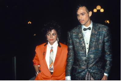 Janet Jackson James Debarge Getty Images Vinnie Zuffante