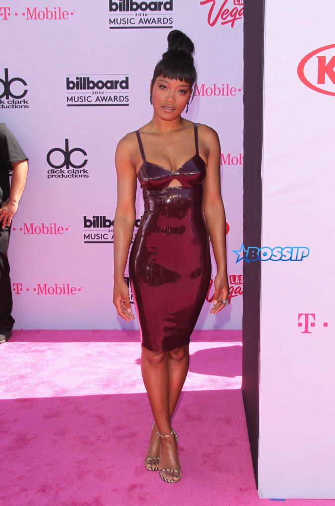 2016 Billboard Music Awards - Las Vegas Pictured: Keke Palmer Ref: SPL1288980 230516 Picture by: Jen Lowery / Splash News Splash News and Pictures Los Angeles:310-821-2666 New York:212-619-2666 London:870-934-2666 photodesk@splashnews.com