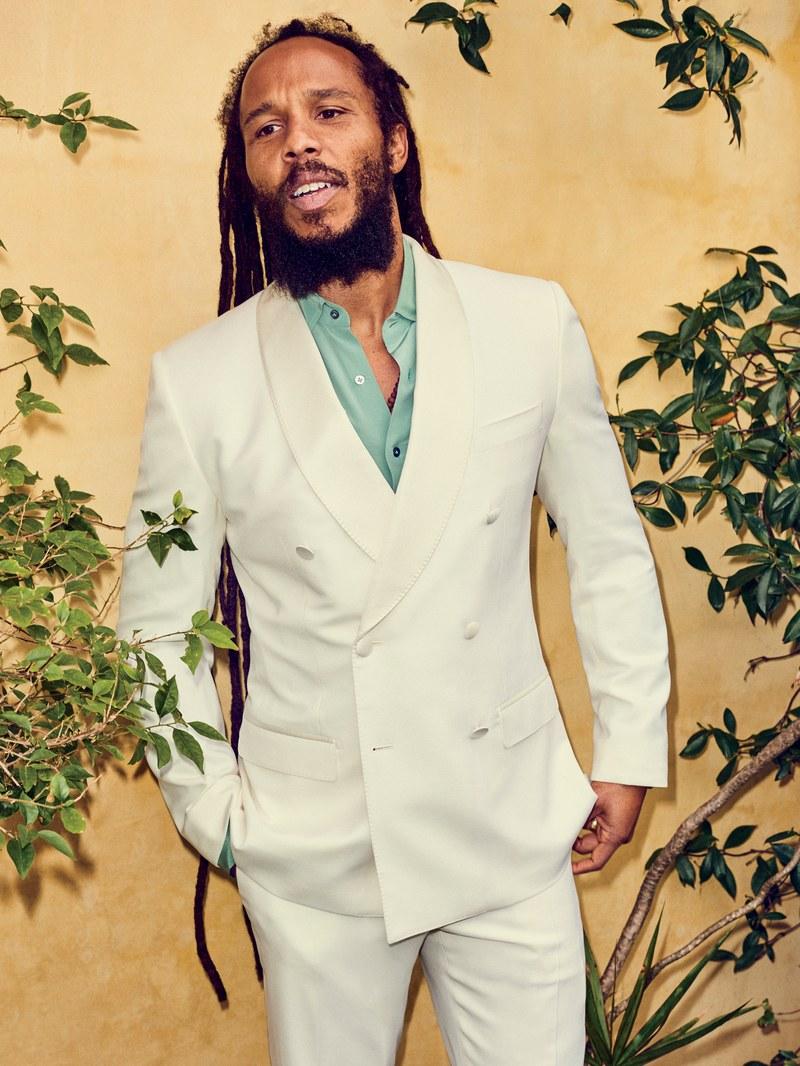Ziggy Marley GQ Eric Ray Davidson