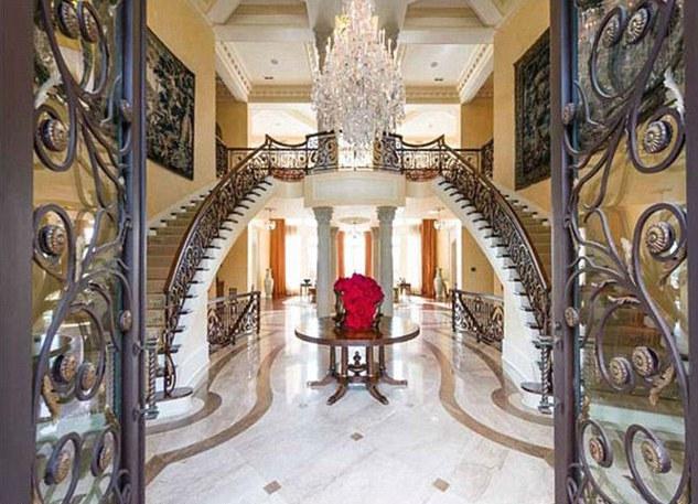 Tyler Perry Buckhead Atlanta mansion 2